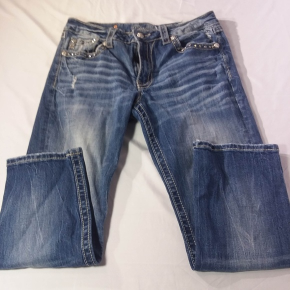 Miss Me Denim - Miss Me Jeans Studded Size 29